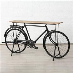 Konsola Adan w kształcie roweru
