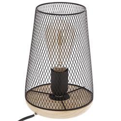 Lampka nocna Zely druciana 23 cm
