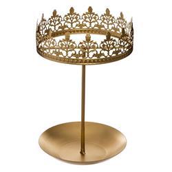 Stojak na biżuterię korona