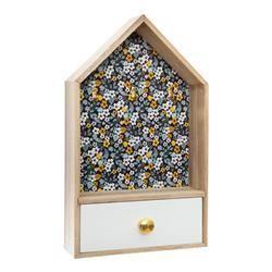 Skrzynka na klucze z szufladą wzór 1