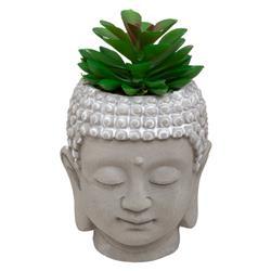 Sztuczna roślina w doniczce Budda wzór 2
