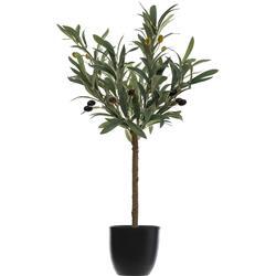 Sztuczne drzewko oliwkowe 60 cm