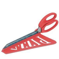 Nożyce do krojenia pizzy czerwone