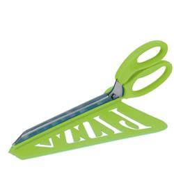 Nożyce do krojenia pizzy zielone