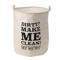 Torba, kosz na pranie Dirty 40x50 cm