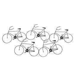 Ozdoba ścienna Cyclo metalowa