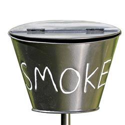Popielniczka ogrodowa Smoke wys 110 cm