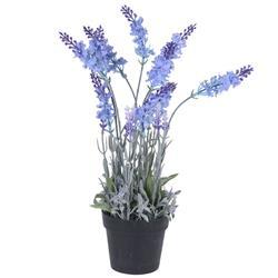 Sztuczna roślina Lawenda niebieska