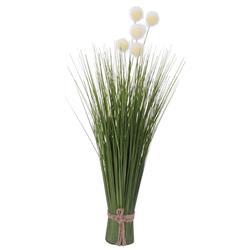 Sztuczna trawa kwitnąca 60 cm wzór 3