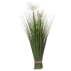 Sztuczna trawa kwitnąca 60 cm wzór 4