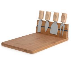 Deska do serwowania serów z akcesoriami