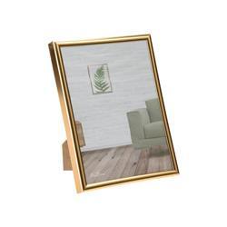 Złota, stojąca ramka na zdjęcia 15x20 cm