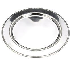 Zdobiona taca patera okrągła 33 cm