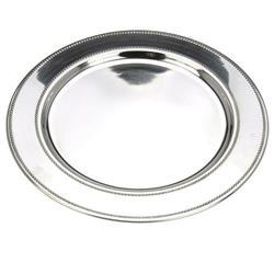 Zdobiona taca patera okrągła duża 39 cm