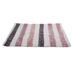 Dywanik łazienkowy różowy 45x75 cm