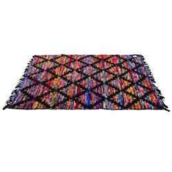 Ozdobny dywan z frędzlami 120x180 cm