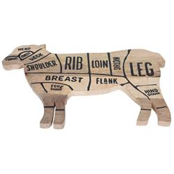 Deska drewniana do serwowania Owca