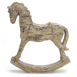 Figurka koń na biegunach 29x30 cm