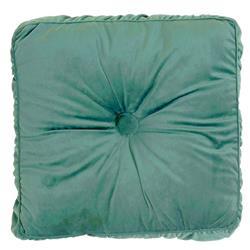 Poduszka Velvet aksamitna zielona