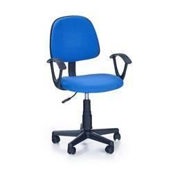 Fotel młodzieżowy Darian niebieski