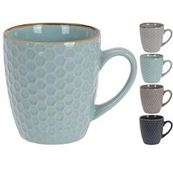 Komplet kubków ceramicznych 4 szt