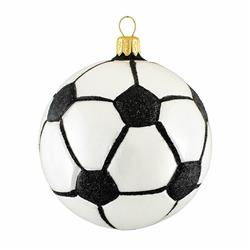 Bombka choinkowa Piłka soccer ball