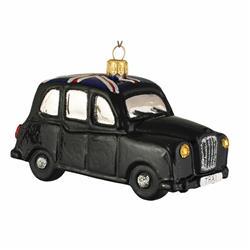 Bombka choinkowa  Angielskie Taxi
