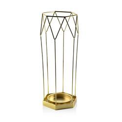 Parasolnik Cedric złoty wzór 2