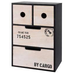 Szafeczka z szufladami Cargo