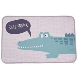 Dywanik do pokoju dziecka Krokodyl