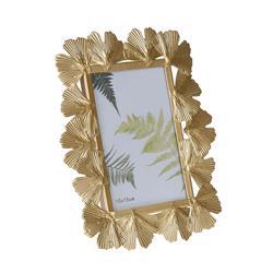 Złota ramka na zdjęcia Glamour 17x22 cm