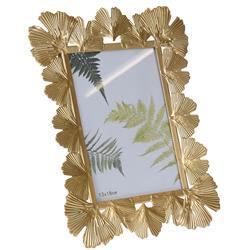 Złota ramka na zdjęcia Glamour 21x26 cm