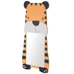 Lustro ścienne dla dzieci Tygrys