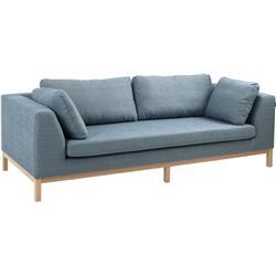 Sofa rozkładana 3 osobowa Ambient Wood