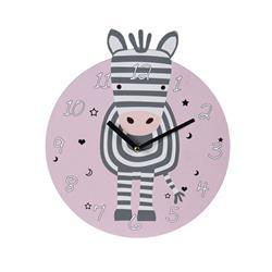 Zegar ścienny okrągły Zebra