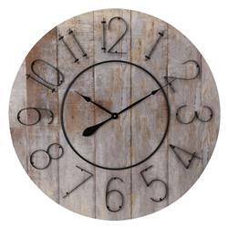 Zegar ścienny Wood 88 cm