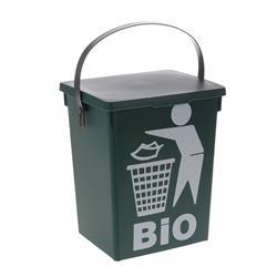 Kosz na śmieci, pojemnik Bio 5L
