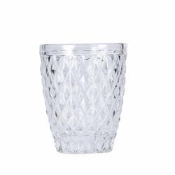 Szklanka Diament przeźroczysta 270 ml