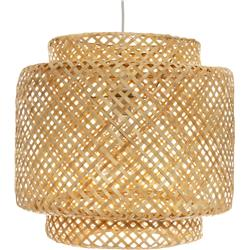 Lampa wisząca Liby bambusowa 40 cm