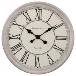 Zegar ścienny vintage Pawlaunia 48 cm