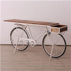 Konsola Sanna w kształcie roweru