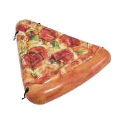 Materac nadmuchiwany pizza jednoosobowy