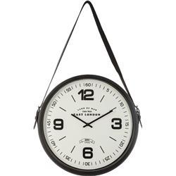 Zegar ścienny na pasku Spirit 38 cm