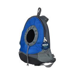 Plecak dla psa lub kota - niebieski