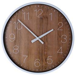 Nowoczesny okrągły zegar ścienny 25 cm