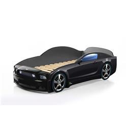 Łóżko dziecięce MG Black