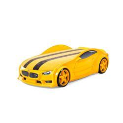 Łóżko dziecięce NEO Sport Yellow