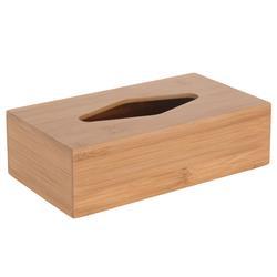 Bambusowy pojemnik na chusteczki