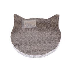 Drapak dla kota z tektury wzór Kotek