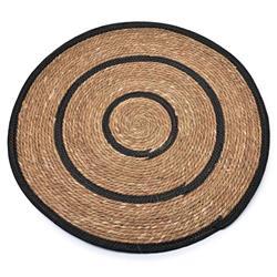 Dywan jutowy Bali Circles 80 cm